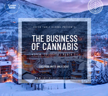 Green Table Global's The Business of Cannabis