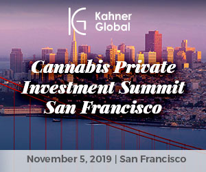 Cannabis Private Investment Summit: San Francisco