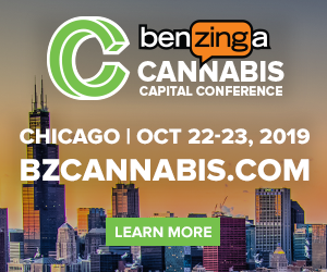 Benzinga Cannabis Capital Conference | Chicago