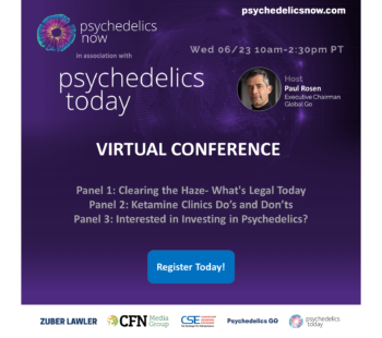 Psychedelics Now: Clearing the Haze – What's Legal Today