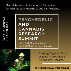 Psychedelic and Cannabis Research Summit