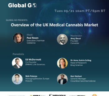 Global Go: Overview of the UK Cannabis Market